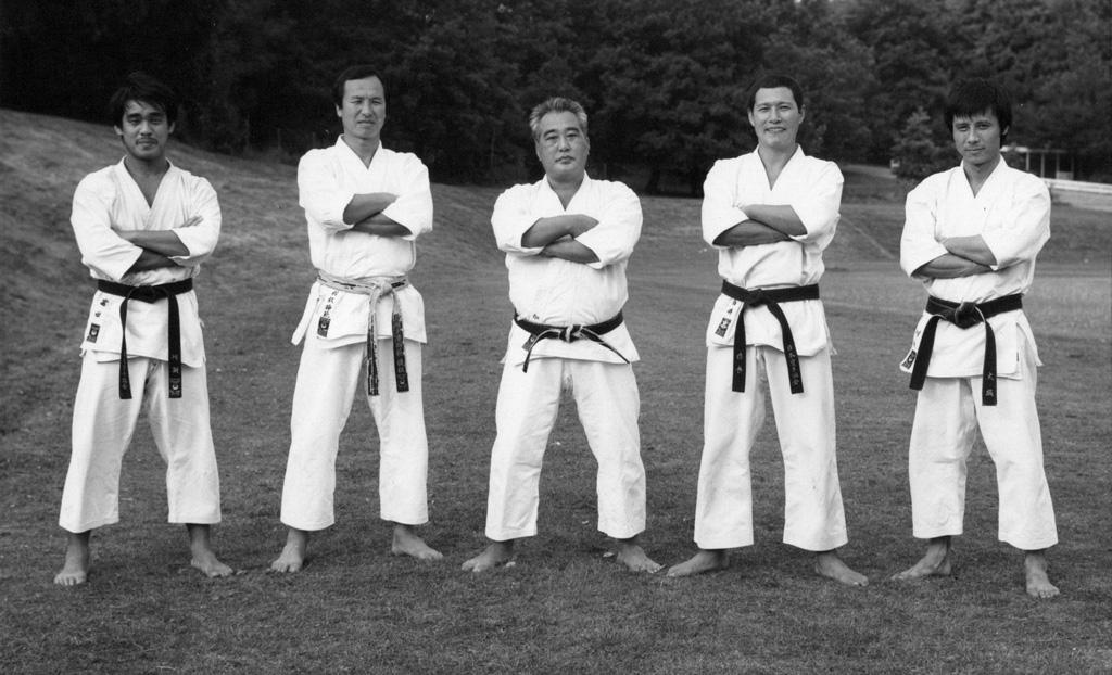 Karate Legends